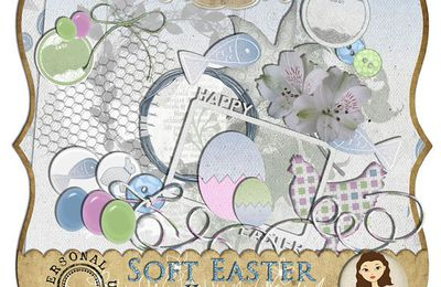 Soft Easter - JillCreation