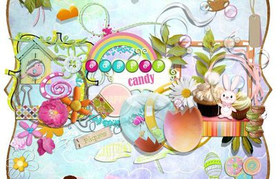 Candy Easter - JillCreation et Merepoule