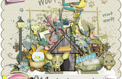 My little Pet shop - Scrap'ment votre