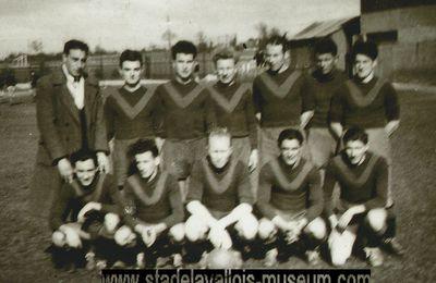 Saisons 1948-1950