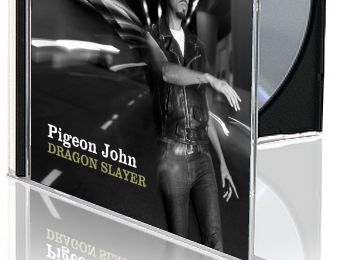 Plat du Jour : Pigeon John - Dragon Slayer (2011)
