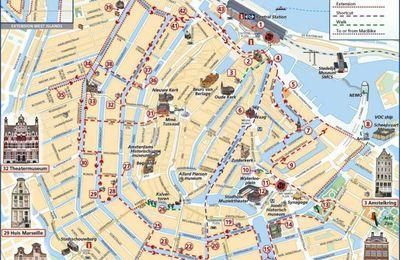 Amsterdam : ville-eau