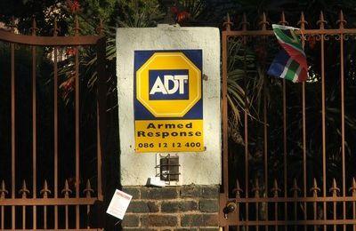 La sécurité, marché porteur en Afrique du Sud
