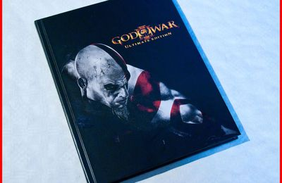 Bien reçu : Guide God Of War III collector !