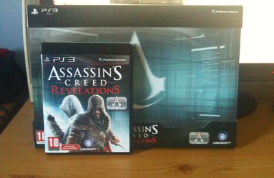 Arrivage Assassin's Creed Revelations Animus Edition