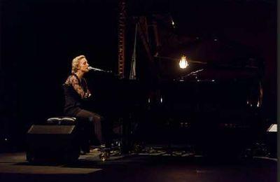 Agnès Obel au théâtre des Bouffes du Nord