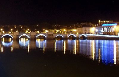 252- Tavira ... by night