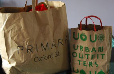 London Shopping!