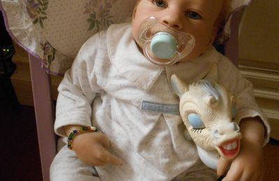 Bébé reborn en VG