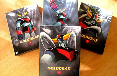 GOLDORAK Vol. 4