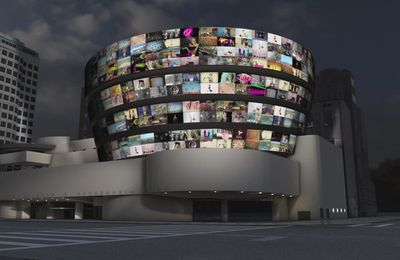 Guggenheim + Youtube = Expo YOUTUBE PLAY