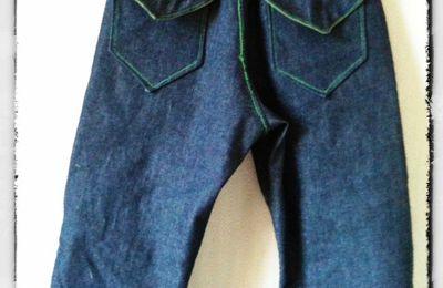 Un pantalon de rentrée