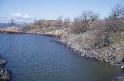 Suomenlinna version printemps!
