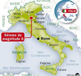 Pensées pour l'Italie