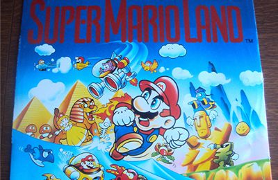 MC Mario est dans la place : SuperMarioLand by Ambassadors of Funk