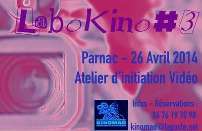 LaboKino#3 - Samedi 26 Avril -