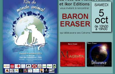 Baron Eraser - Evenement de rencontre