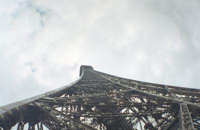 La Tour Eiffel au Fisheye