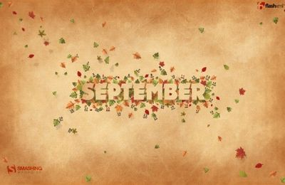 Welcome September :)