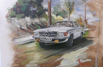 Coupé Mercedes