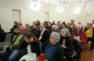 Vénissieux (Rhône): succès du lancement d'un Comité de Solidarité avec le Donbass