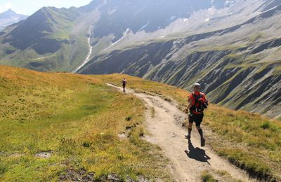 UTMB 2013 - CR : there is a light that never goes out