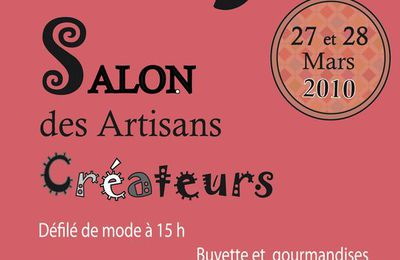 Salon des Artisans Créateurs à St Mamert du Gard