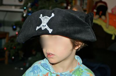 Un chapeau de pirate