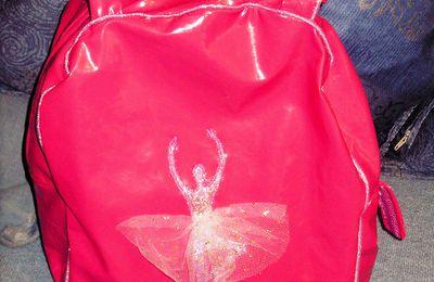 Un sac pour petite danseuse