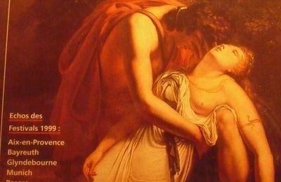XVIIIème siècle : Gluck, Orphée et Eurydice