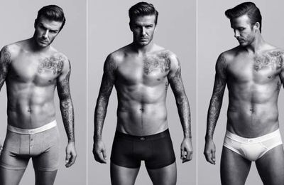 [photos - vidéo] Collection Fall 2012 - David Beckham Bodywear pour H&M, sexy !
