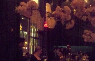 Lulu in New-York City - Nobu Restaurant