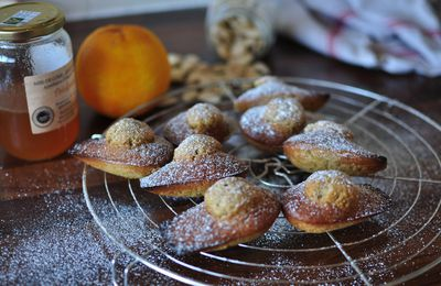 Madeleines à bosses...