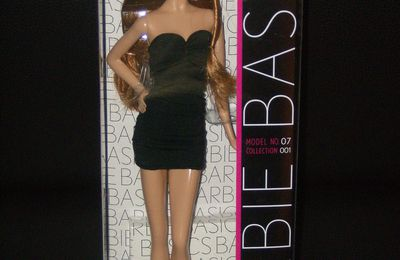 Barbie Basics Collection 1 part 3