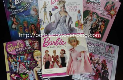 My Barbie Books