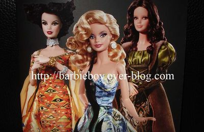 Barbie Collector 2011 Catalogue