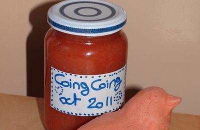 Confiture de Coing aux épices