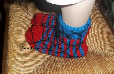 Spider / ChaussOttes ...