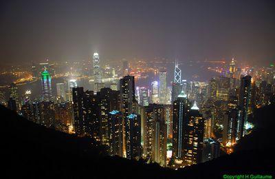Voyage Shenzhen - Hong Kong - Canton