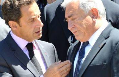 """Strauss-Kahn quitte le FMI et entend prouver son """"innocence"""""""