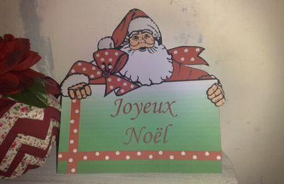 Echange de Noël chez Manou60...