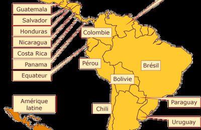 L'Amérique latine (sujet d'étude)