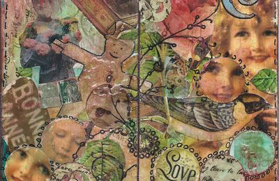 des skinnies-collages