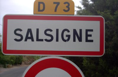 Goldmine Salsigne (France)