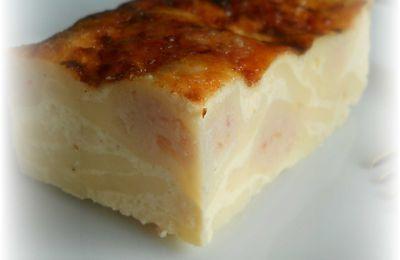 Gâteau de Ravioles au Comté