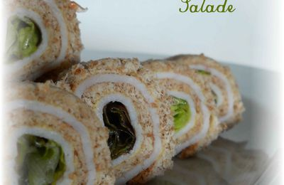 "Makis ""Pain de Mie"" #3... Moutarde"