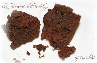 Le Brownie d'Audrey