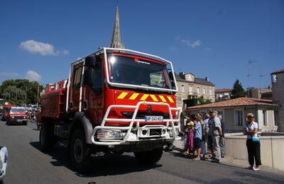 Pompiers : le futur centre de secours de Fontenay se dessine..