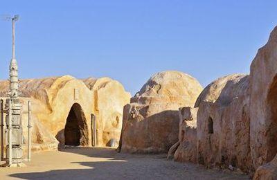 Sauvez les décors de Star Wars en Tunisie
