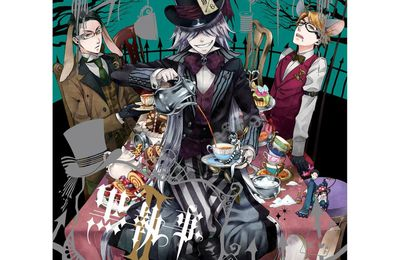 OAV 4>>> CIEL IN WONDERLAND PART 2